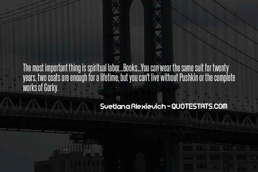 Pushkin's Quotes #1073138