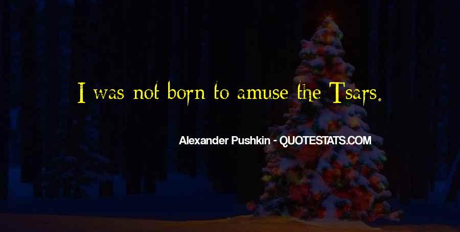 Pushkin's Quotes #1080221