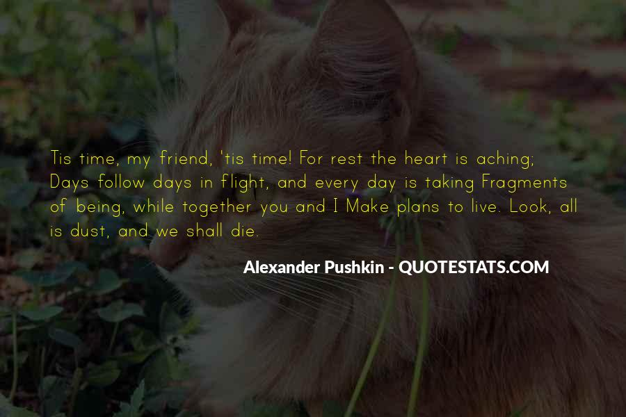 Pushkin's Quotes #1427069
