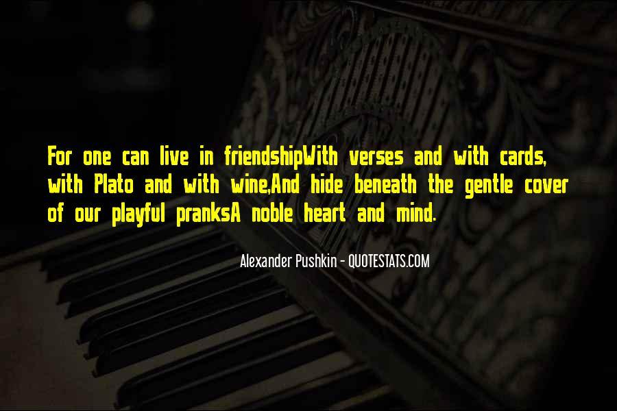 Pushkin's Quotes #1484949