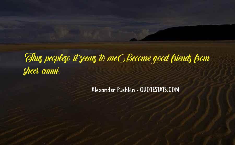 Pushkin's Quotes #1497409