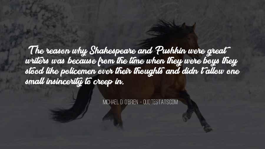 Pushkin's Quotes #1560830