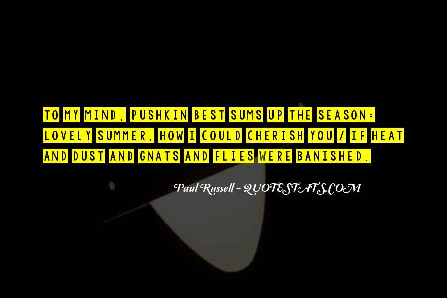 Pushkin's Quotes #1607373