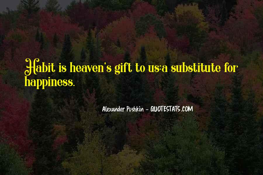 Pushkin's Quotes #1638495