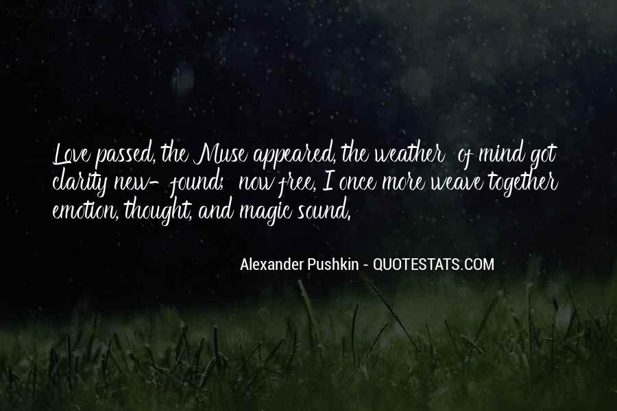 Pushkin's Quotes #1652888