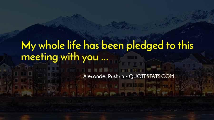 Pushkin's Quotes #1695915