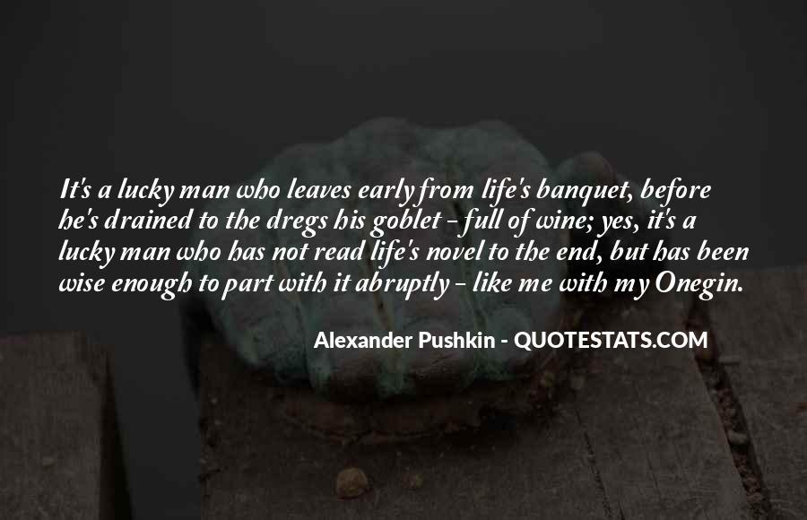 Pushkin's Quotes #1703786