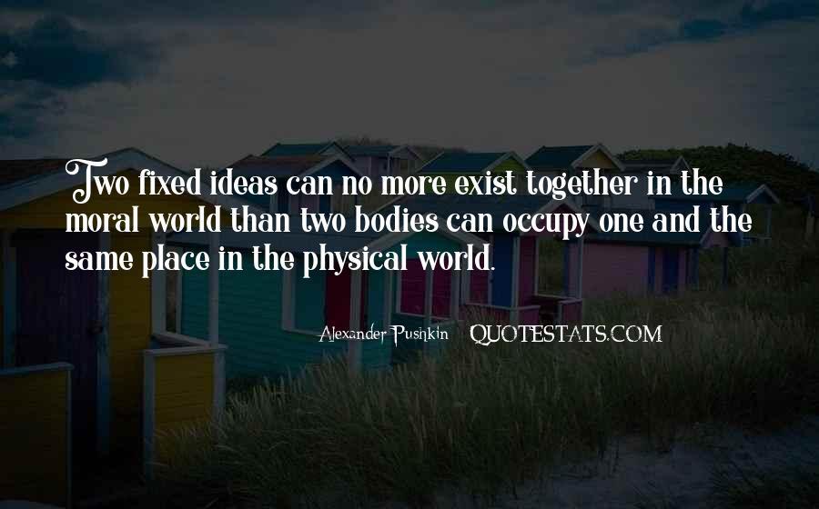Pushkin's Quotes #1857460