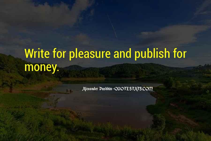 Pushkin's Quotes #246975