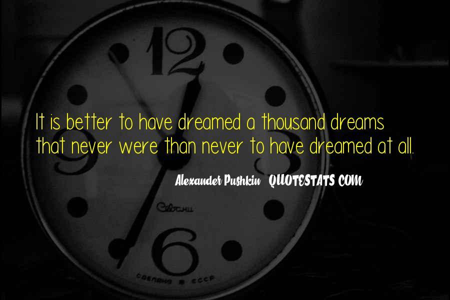 Pushkin's Quotes #310033