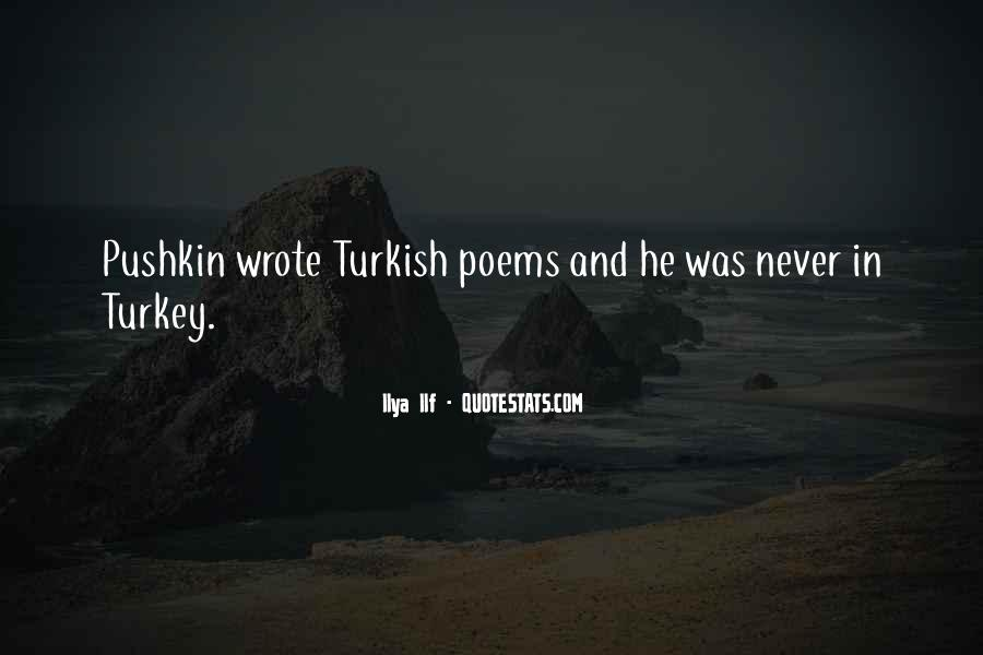 Pushkin's Quotes #328302