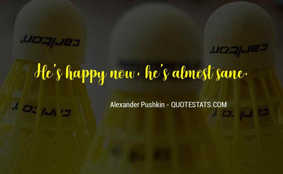 Pushkin's Quotes #471577