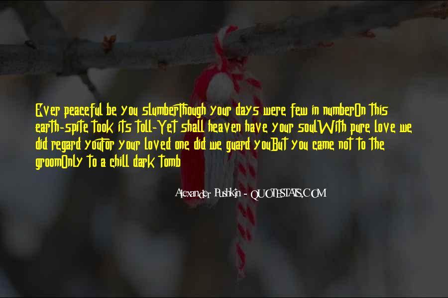 Pushkin's Quotes #723903