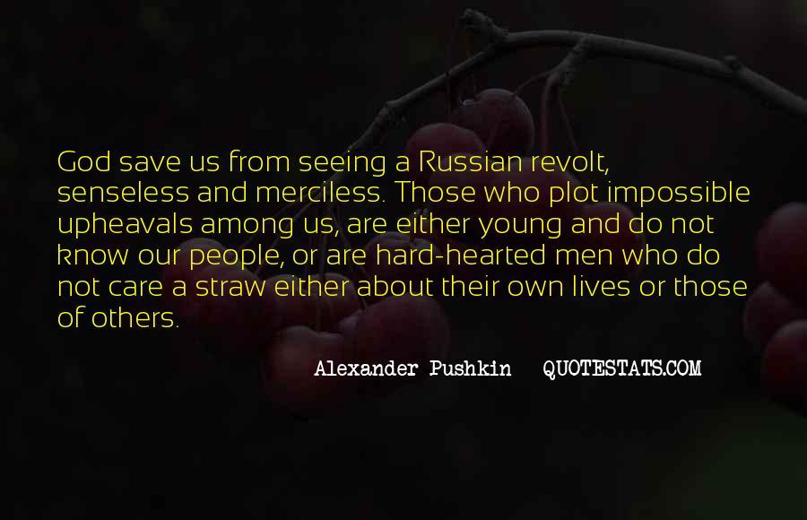 Pushkin's Quotes #728753