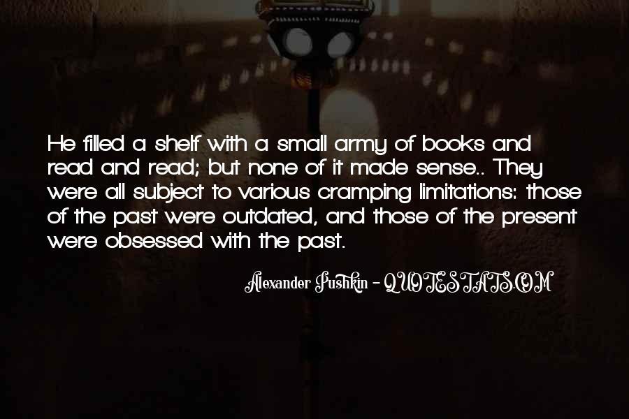 Pushkin's Quotes #75414