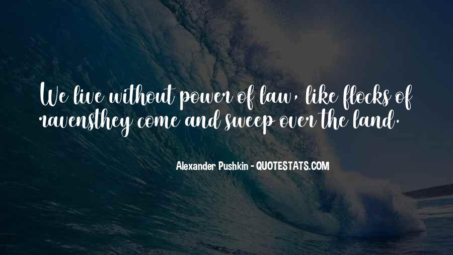 Pushkin's Quotes #779556
