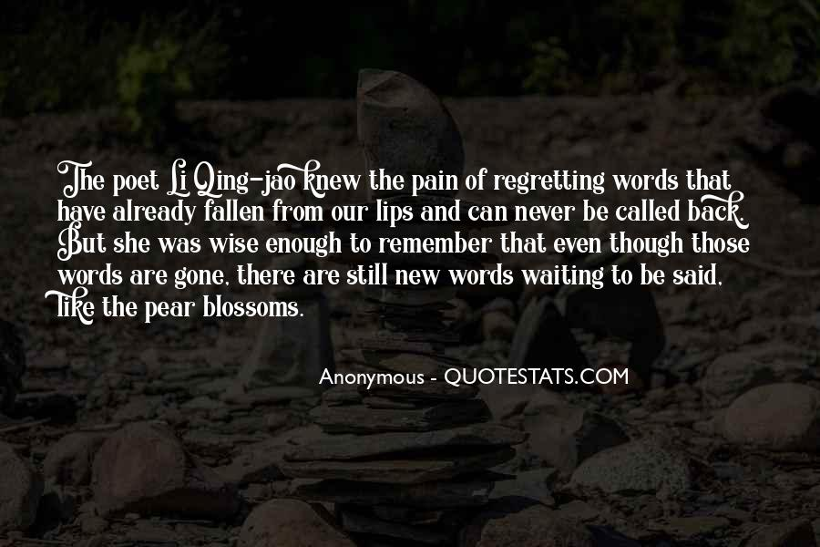 Qing Quotes #939789