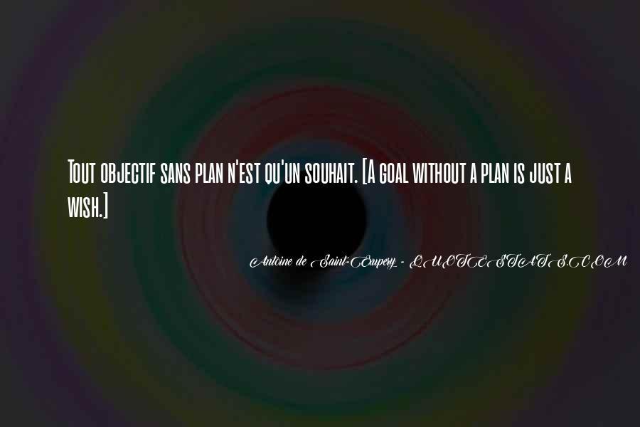 Qu'ordre Quotes #963024