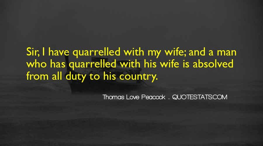 Quarrelled Quotes #1472531