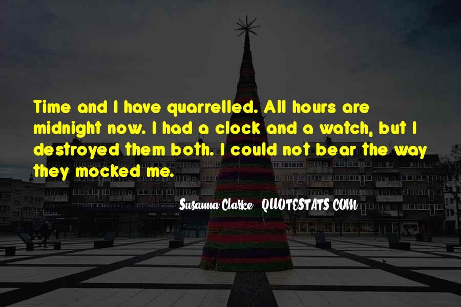 Quarrelled Quotes #613797