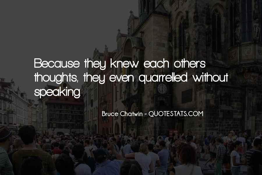 Quarrelled Quotes #69742