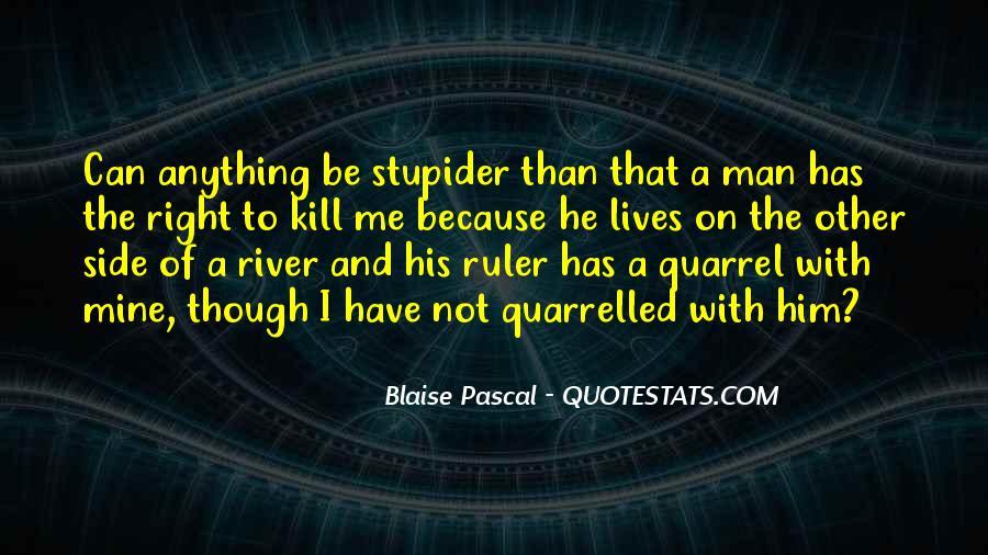 Quarrelled Quotes #73369