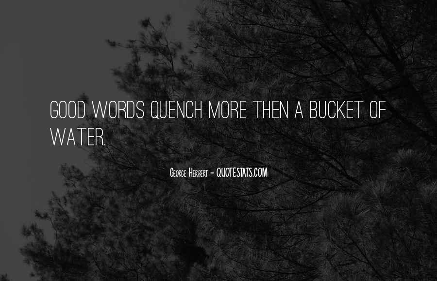 Quench'd Quotes #142086