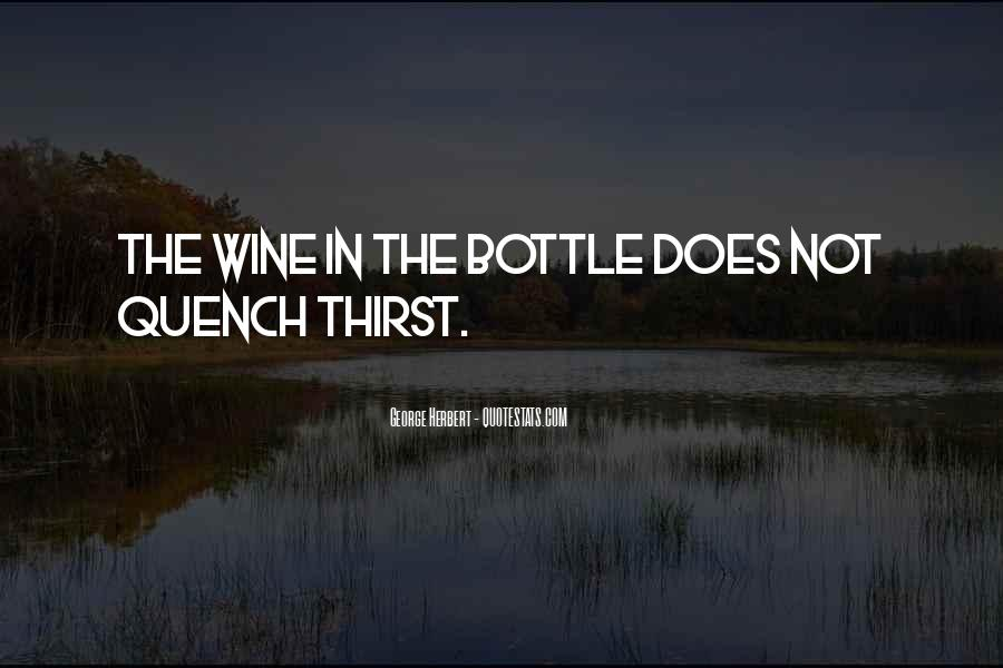 Quench'd Quotes #800840