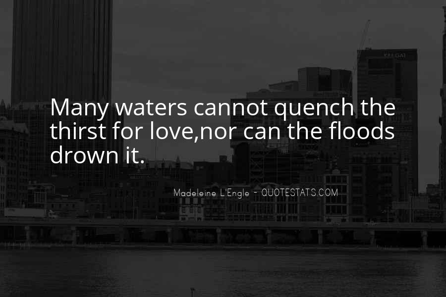 Quench'd Quotes #929084