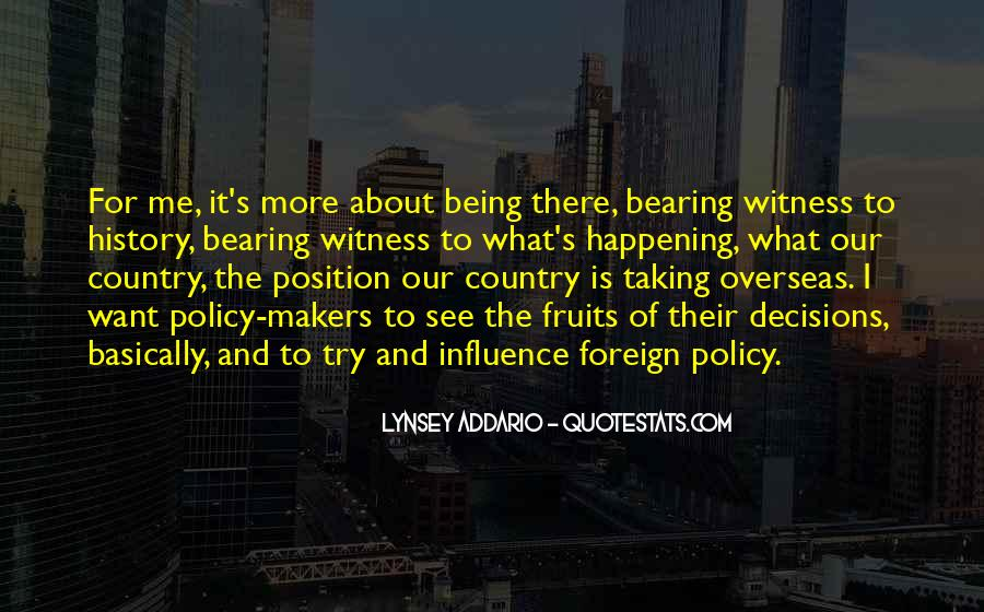 Quotes About Being In A Foreign Country #1110146