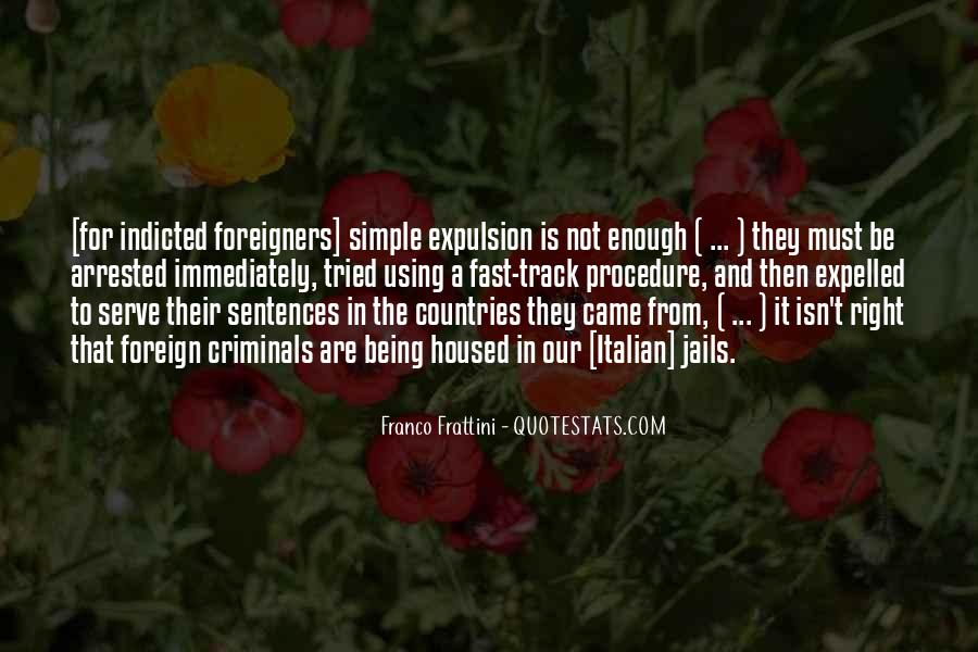 Quotes About Being In A Foreign Country #1642261