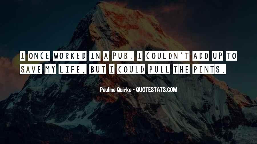 Quirke Quotes #579288