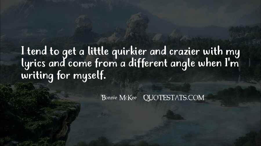 Quirkier Quotes #1601660
