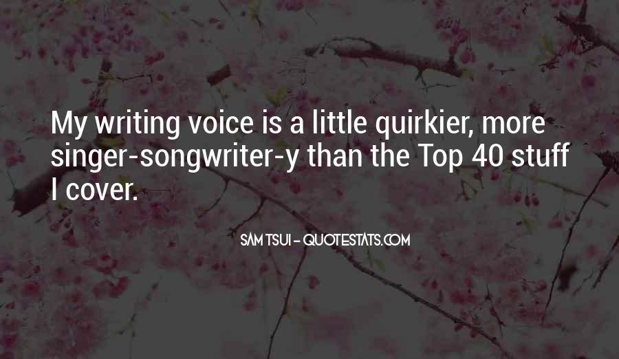 Quirkier Quotes #185460