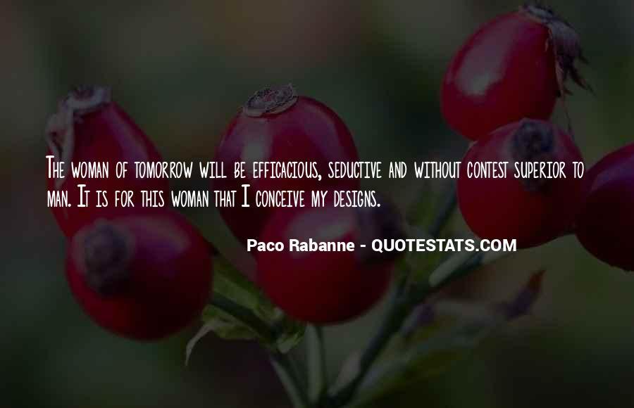 Rabanne Quotes #41840