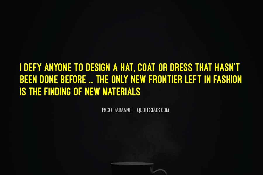 Rabanne Quotes #878433