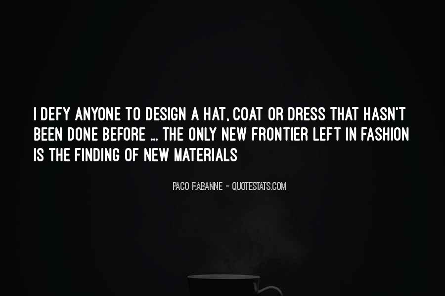 Rabanne's Quotes #878433