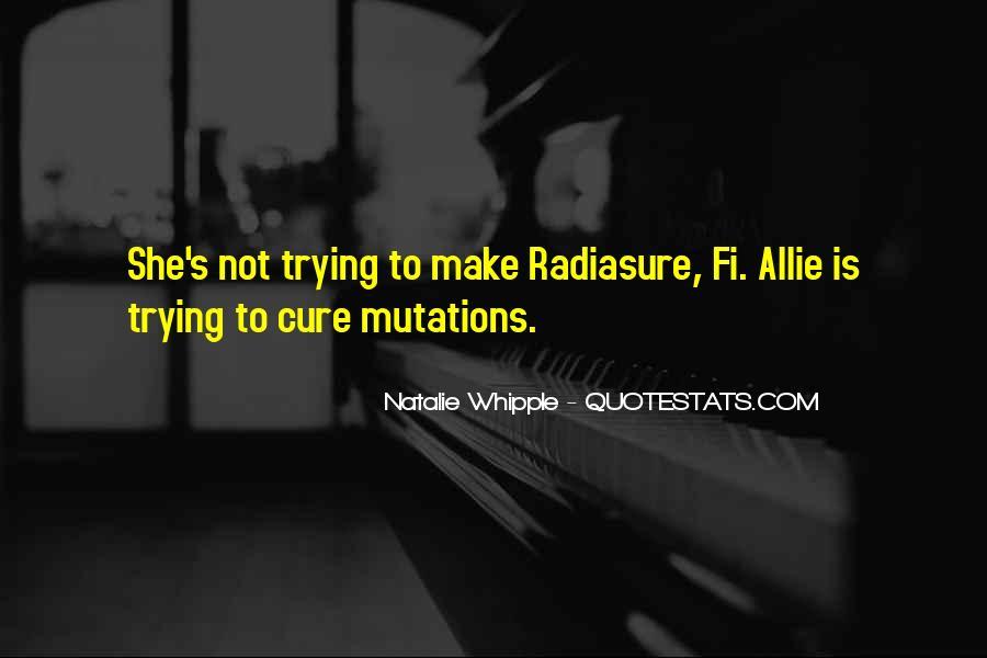 Radiasure Quotes #606333