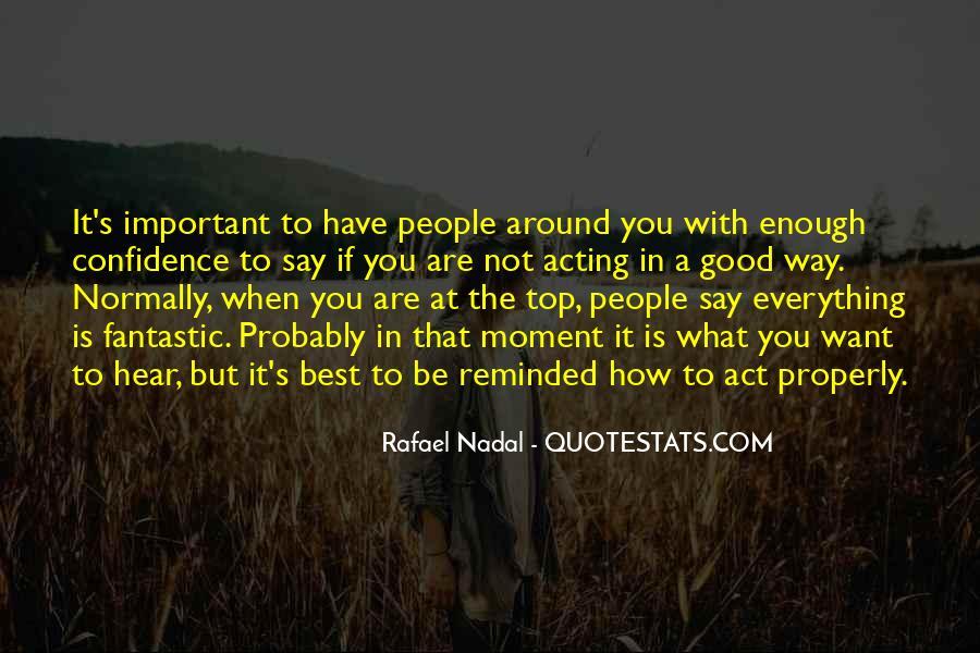 Rafael's Quotes #1289949