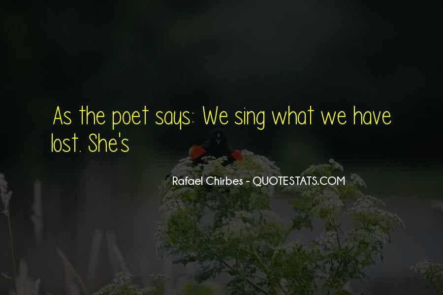 Rafael's Quotes #1584315