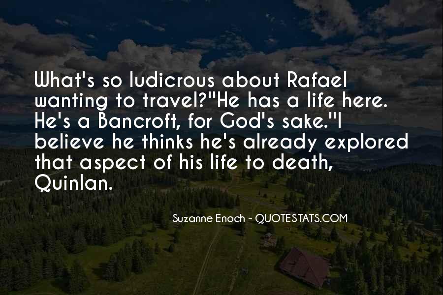 Rafael's Quotes #222908