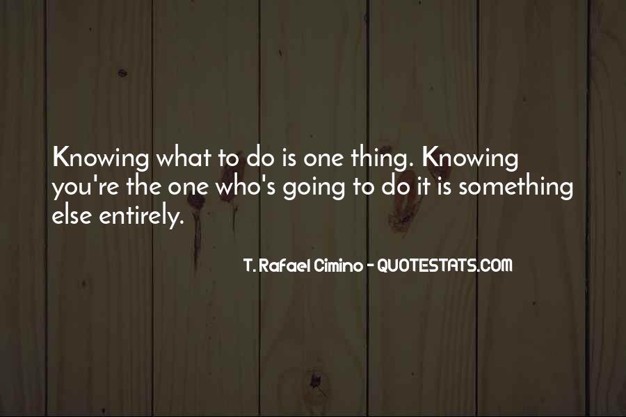 Rafael's Quotes #402078