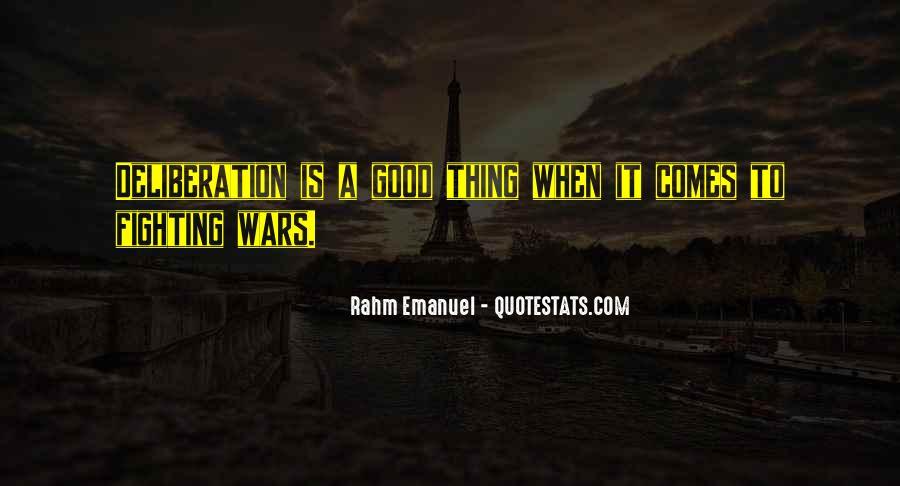 Rahm Quotes #1224706
