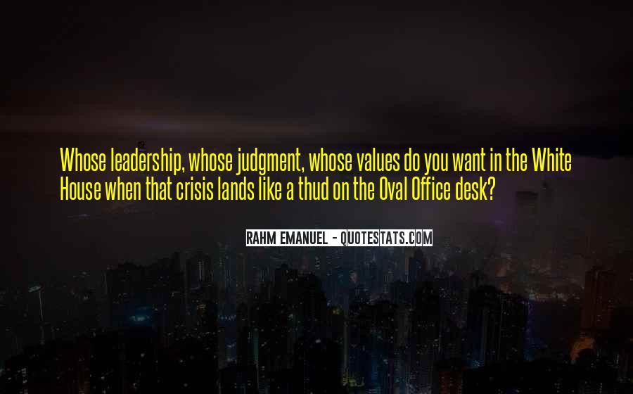 Rahm Quotes #1479130