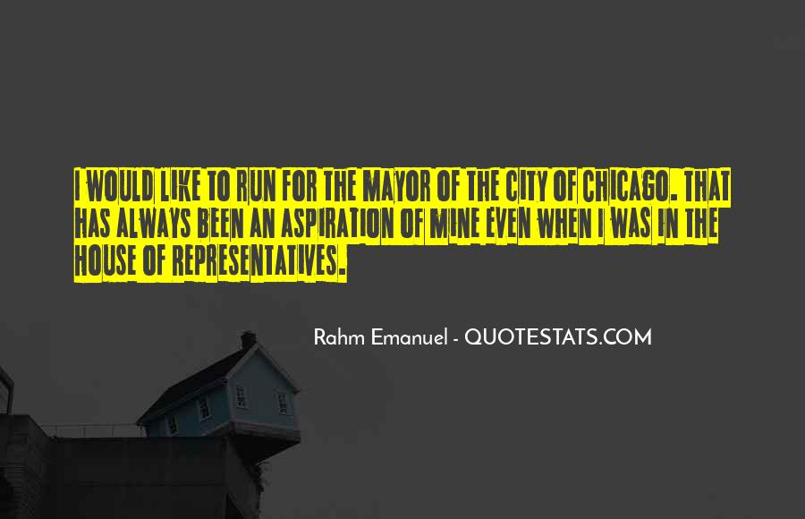 Rahm Quotes #1508792