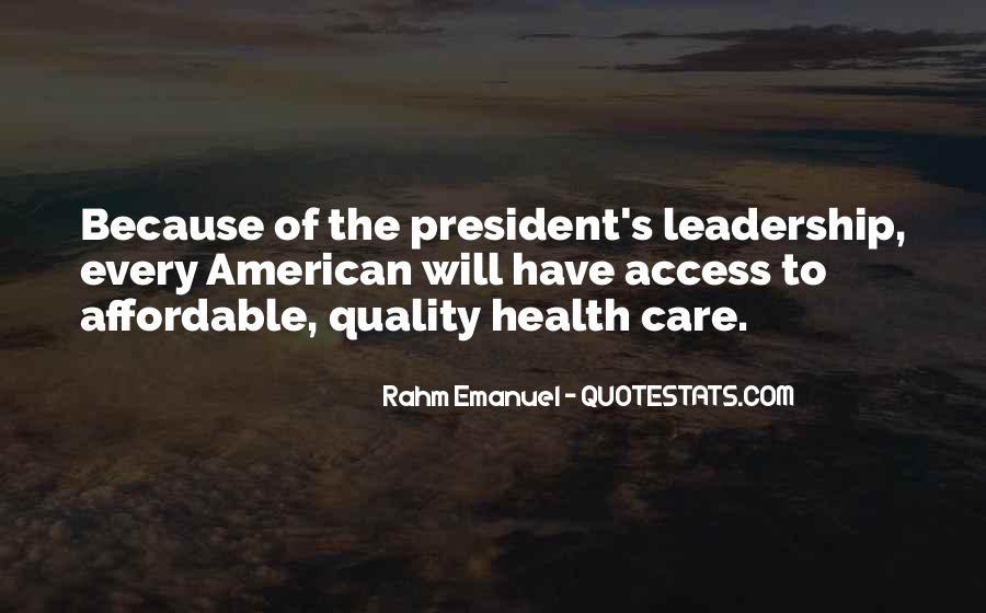 Rahm Quotes #1554205
