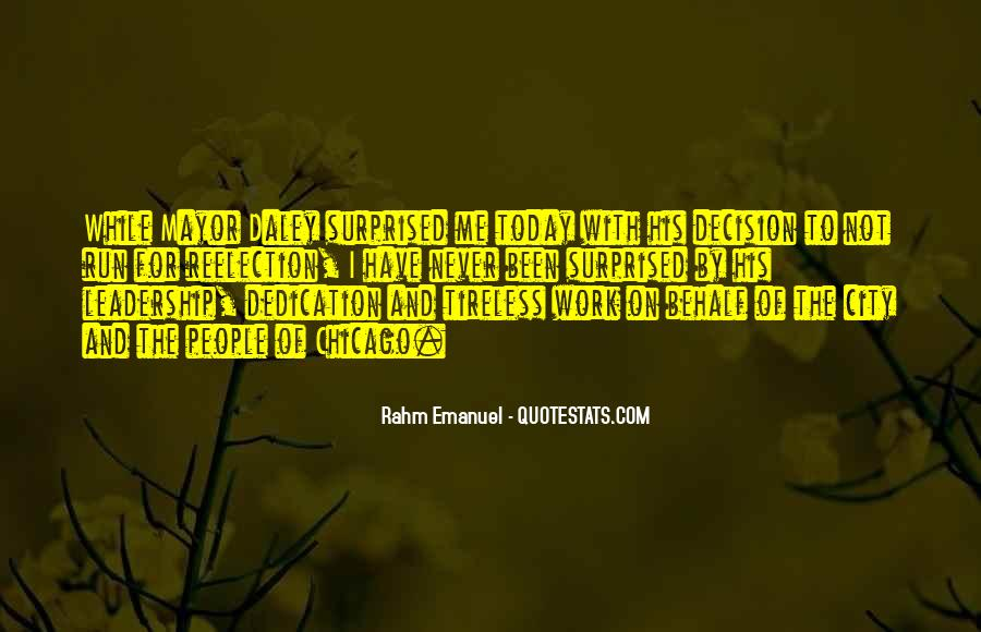 Rahm Quotes #1805754
