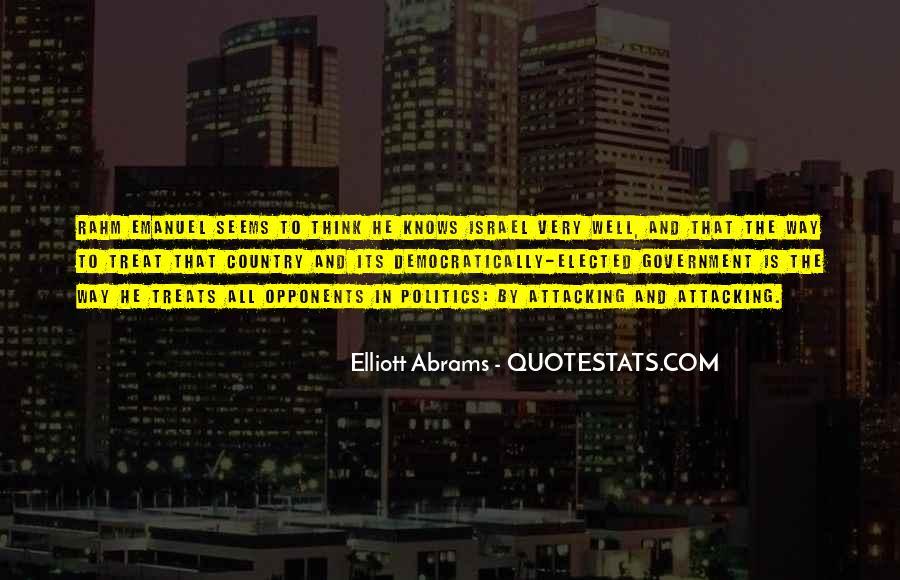 Rahm Quotes #197194
