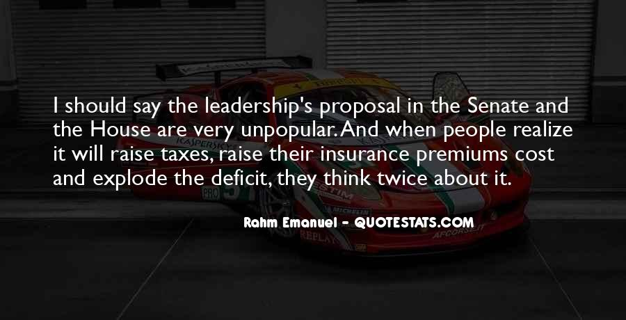 Rahm Quotes #782899