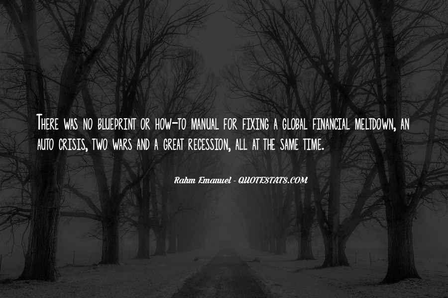 Rahm Quotes #7987